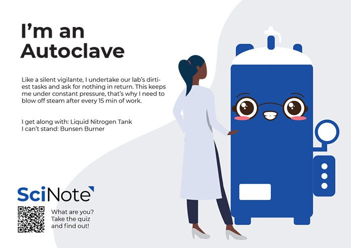 Autoclave poster preview