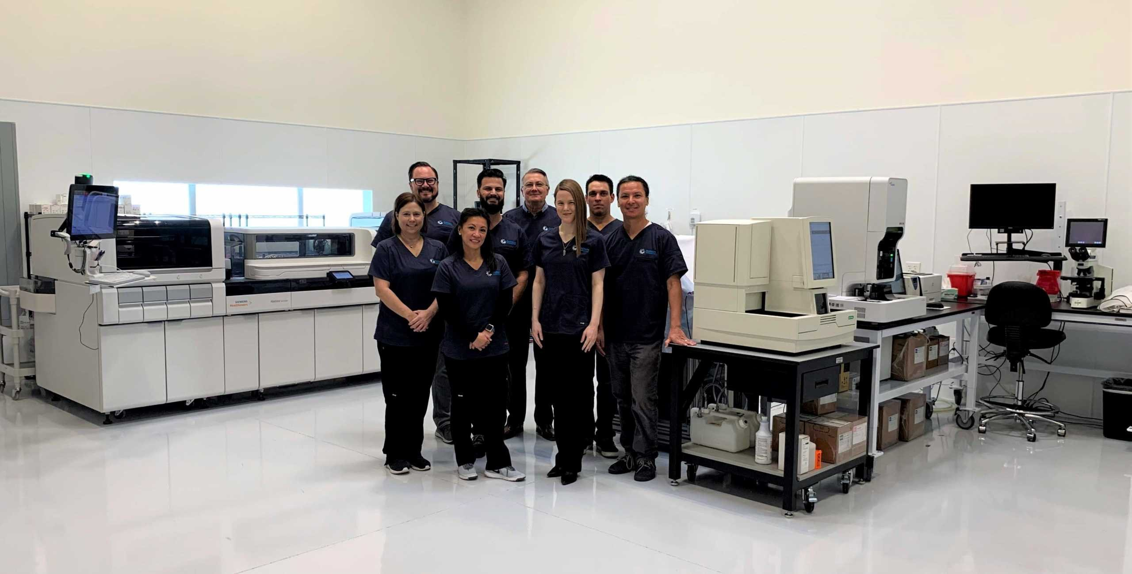 Babson diagnostics team