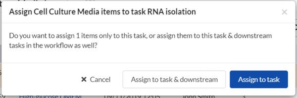 Assign a task