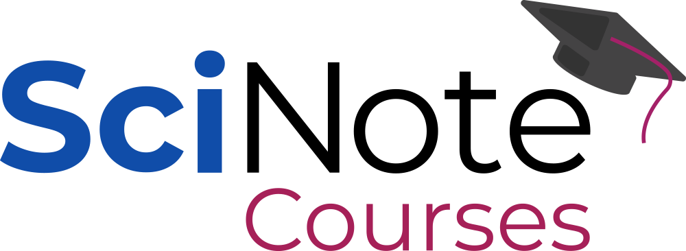 SciNote Courses