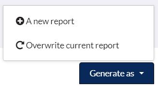 Update a report