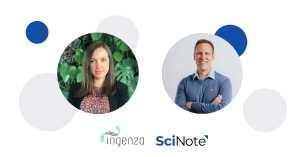 SciNote and Ingenza webinar